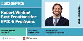Report Writing Best Practices for EPIC-N Programs