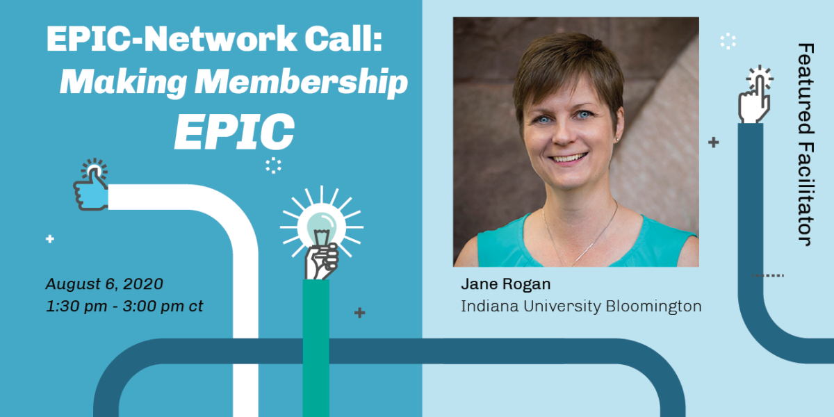 EPIC-Network Call: Making Membership EPIC