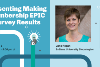 EPIC-Network Call: Presenting Making Membership EPIC Survey Results