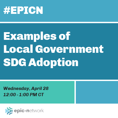 Examples of Local Government SDG Adoption