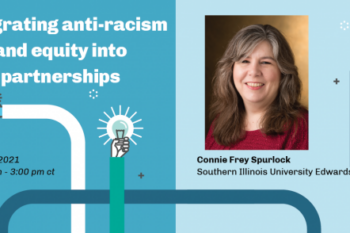 Integrating Anti-racism and Equity into Partnerships