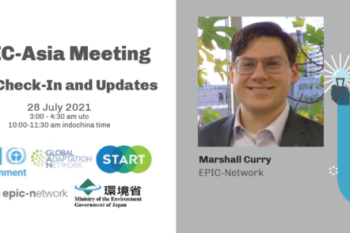 EPIC-Asia Meeting: July Check-In