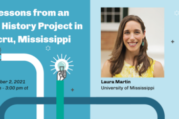 Lessons from an Oral History Project in Ecru, Mississippi